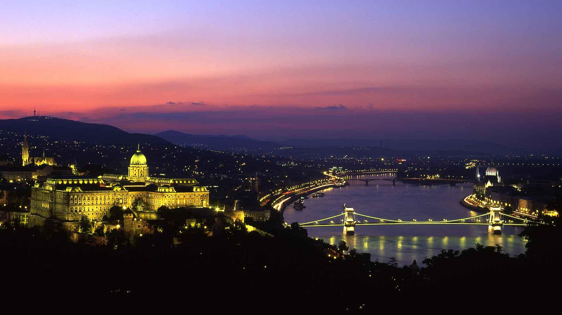 Hungary, Buddapest