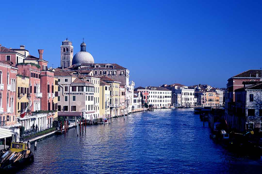 Image of Cannaregio and the Grand Canal, Venice