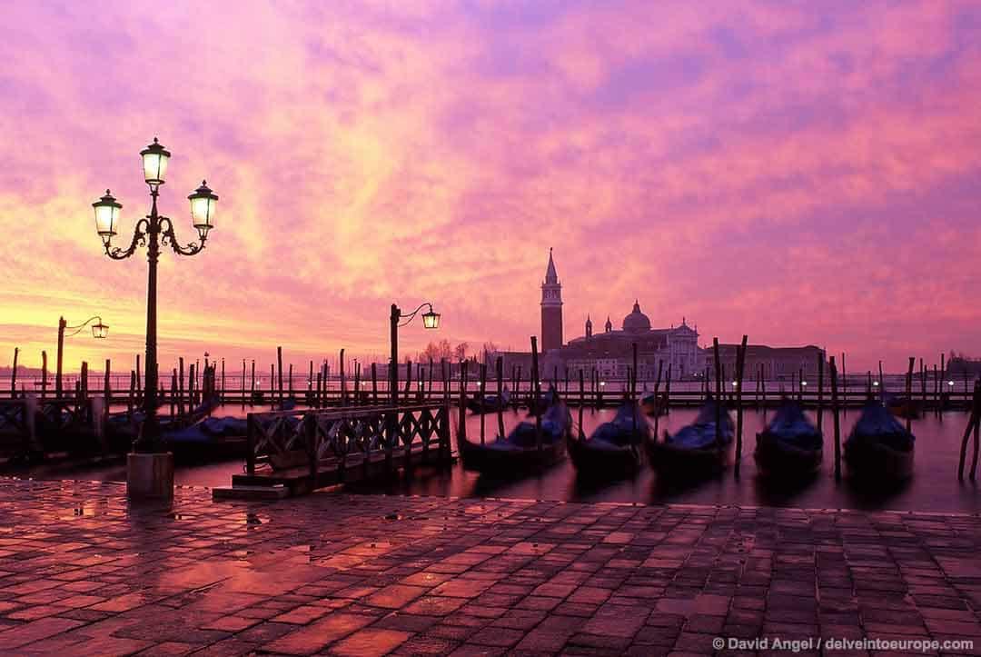 Image of San Giorgio Maggiore church, Venice Italy