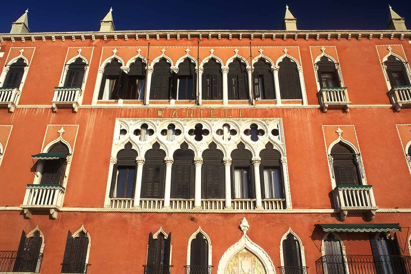 Image of the Hotel Danieli in Venice