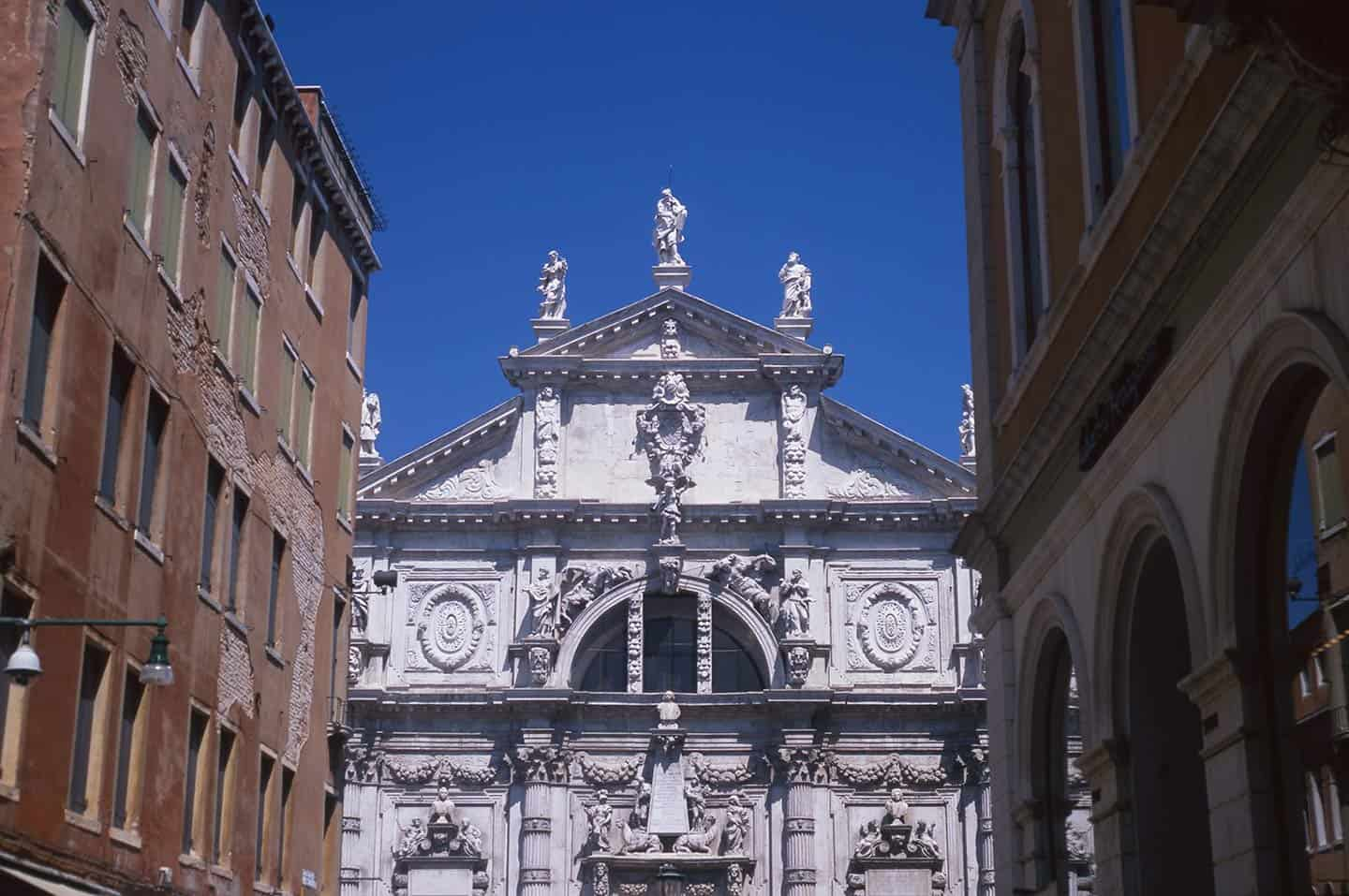 Image of San Moise church Venice