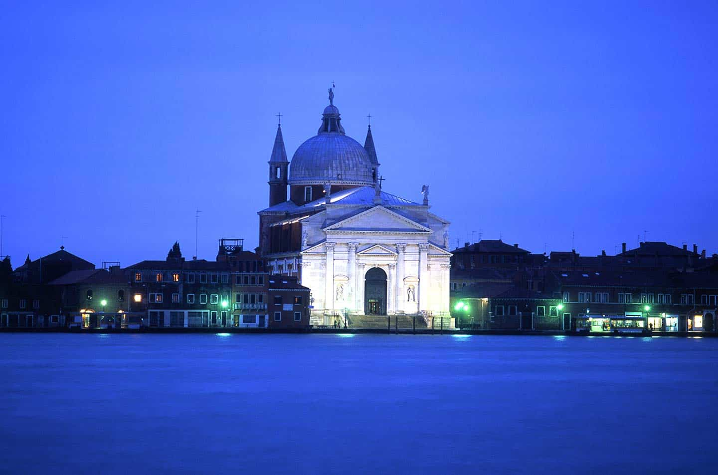 Image of the Redentore church on the island of Giudecca, Venice