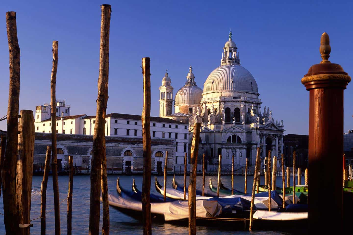 Image of Santa Maria della Salute church