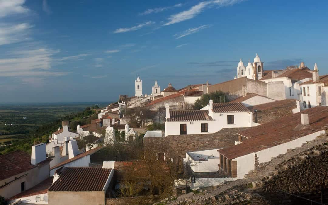 Portugal Road Trip Alentejo: Beautiful towns and dramatic mountaintop   villages
