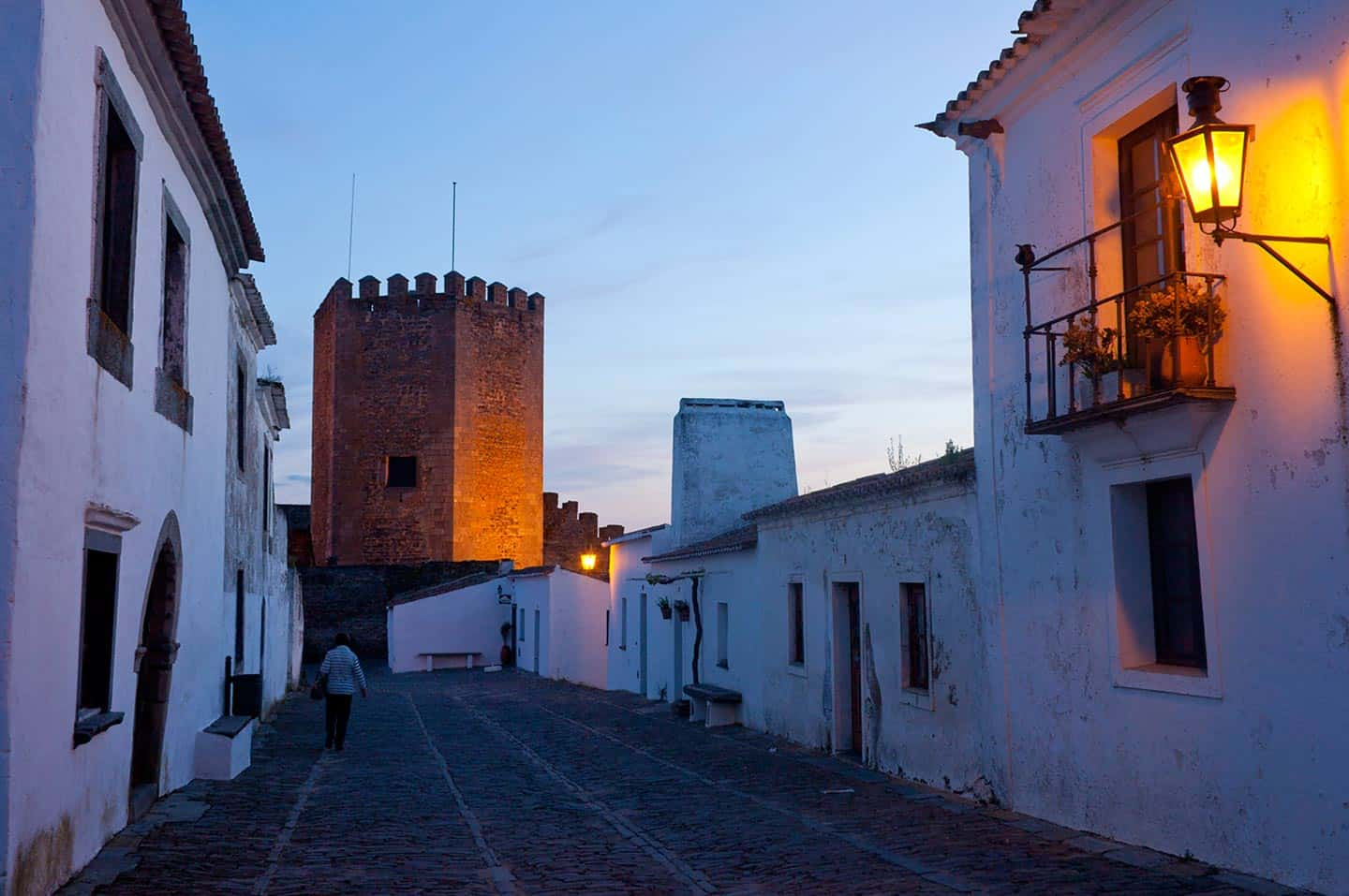 Image of Monsaraz Castle Monsaraz Alentejo Portugal