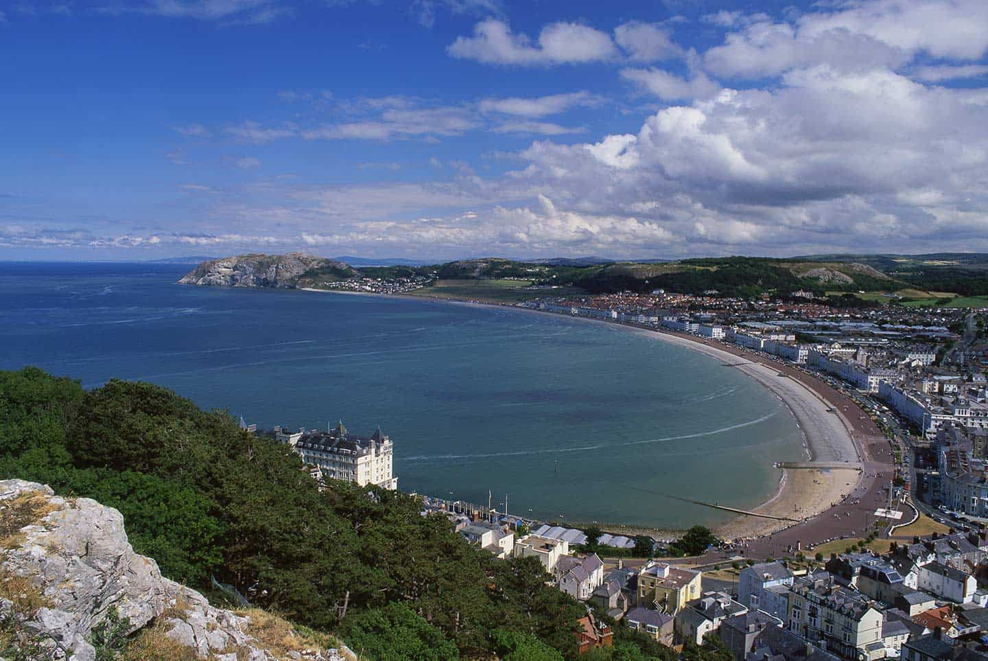 Image of Llandudno from the Great Orme