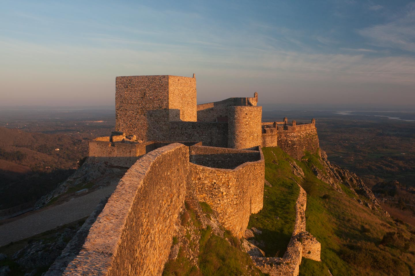 Image of Marvao Castle, Portugal