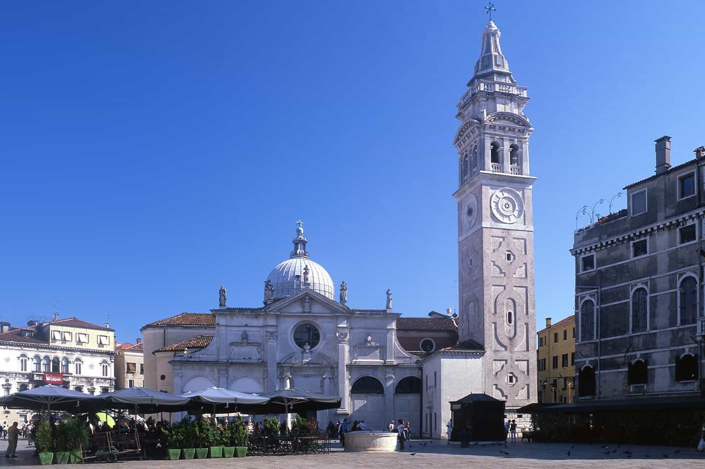 Image of Santa Maria Formosa church, Venice