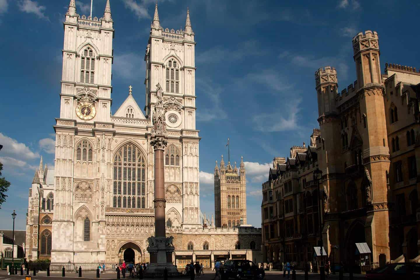 Must see places in London Image of westminster Abbey church