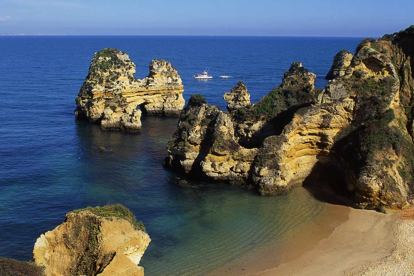 Image of Praia do Camilo beach, Lagos, Algarve