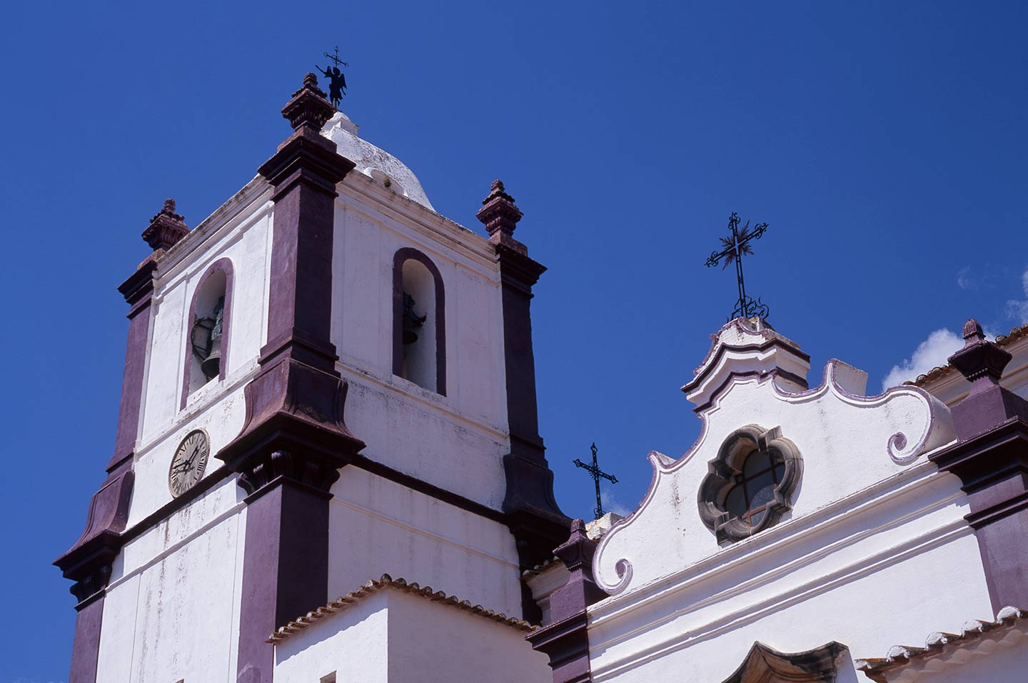 Image of Silves Cathedral, Algarve, Portugal