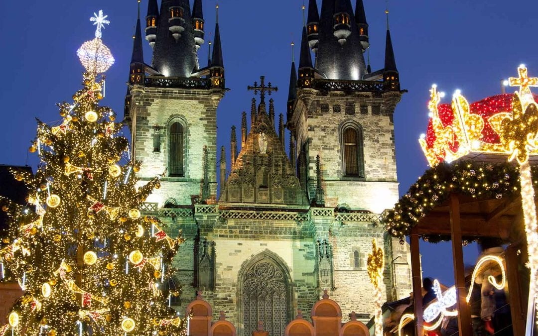 Best Christmas Cities in Europe