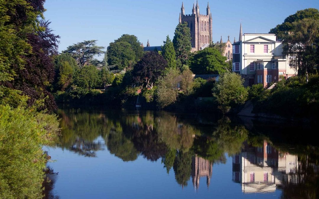 Things to do in Hereford, England