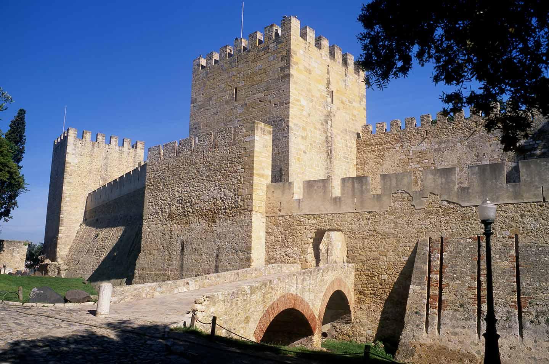 Image of the Castelo de São Jorge, Lisbon