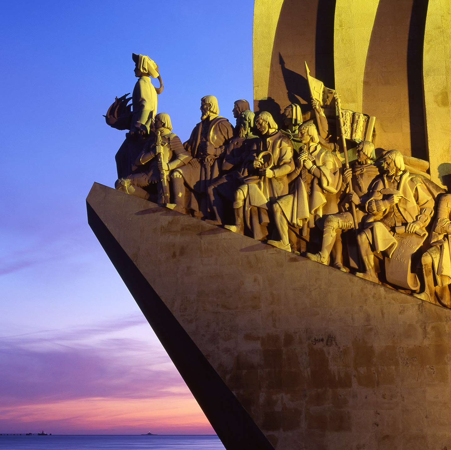 Image of the Monument to the Discoveries, LIsbon