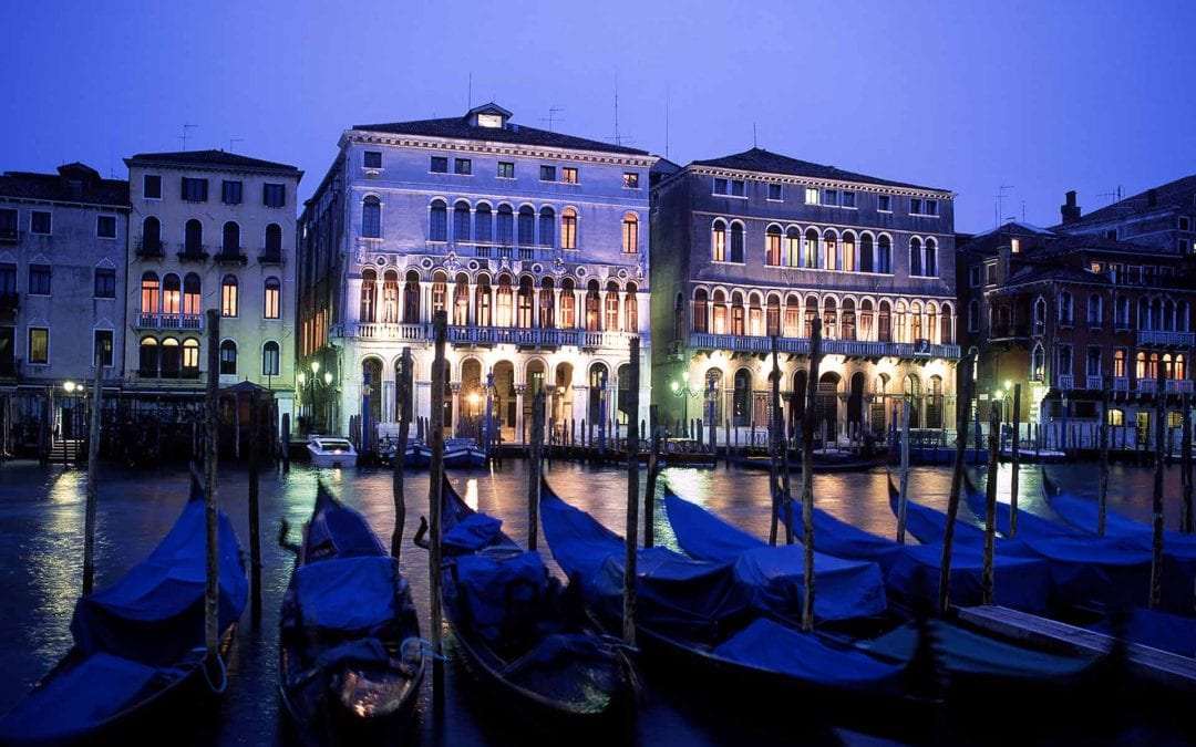 The Grand Canal in Venice – the most beautiful street in the world in pictures