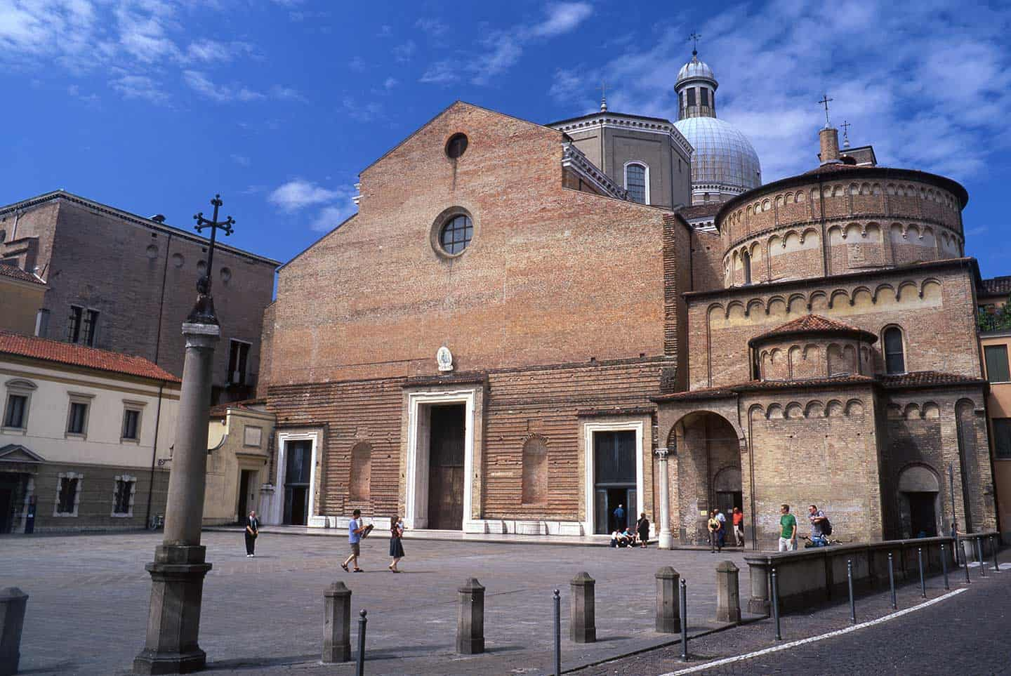 Image of Padua Duomo and Baptistery