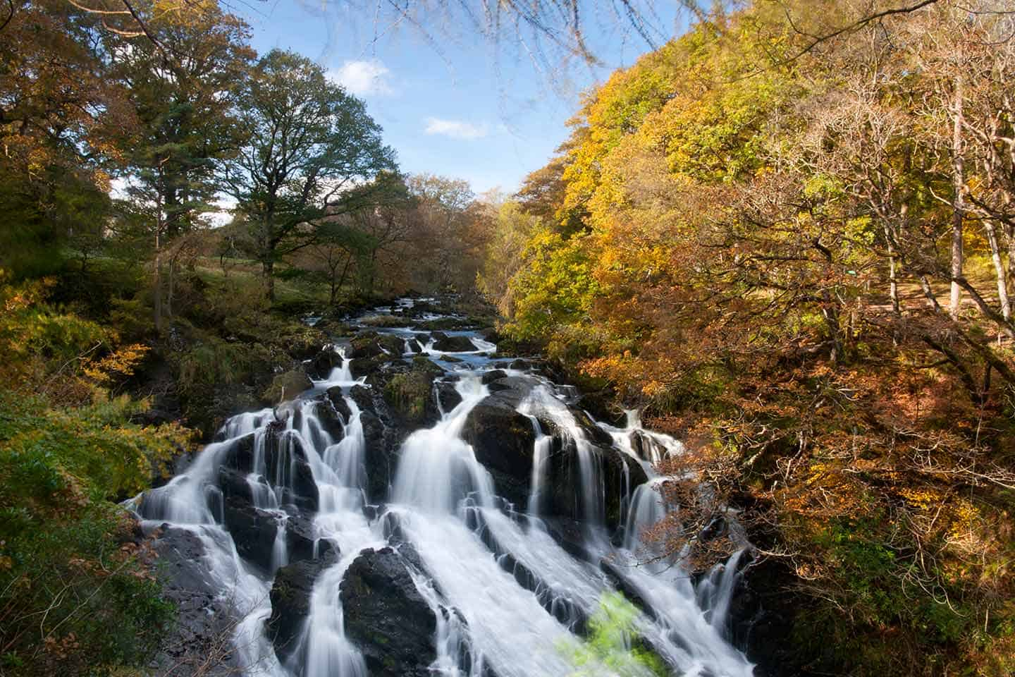 Image of Swallow Falls Betws-y-Coed