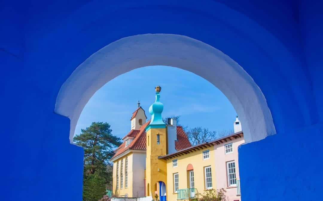 Things To Do In Portmeirion, Wales