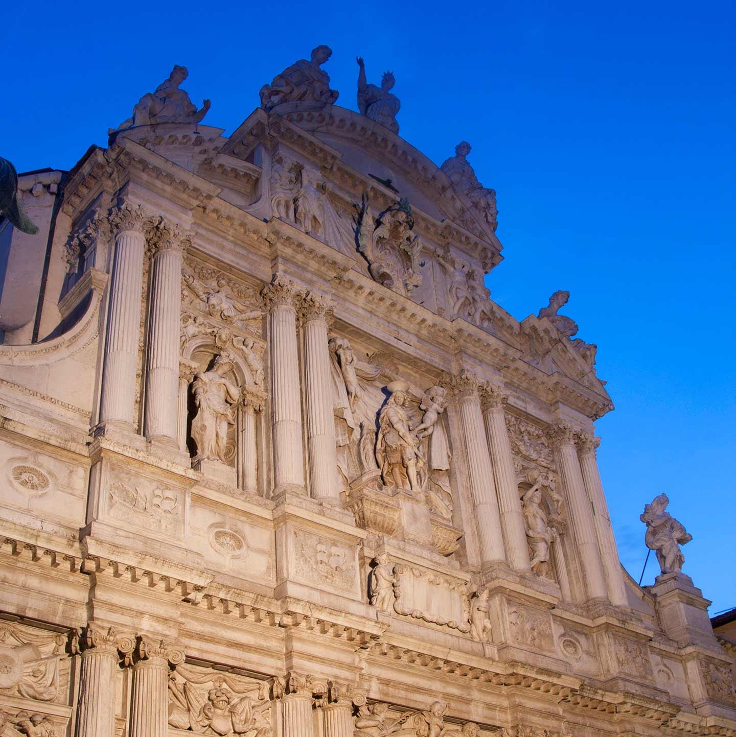Image of Santa Maria del Giglio church Venice
