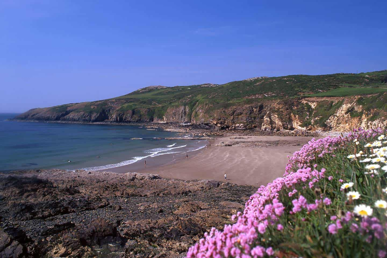 Image of Church Bay beach Anglesey