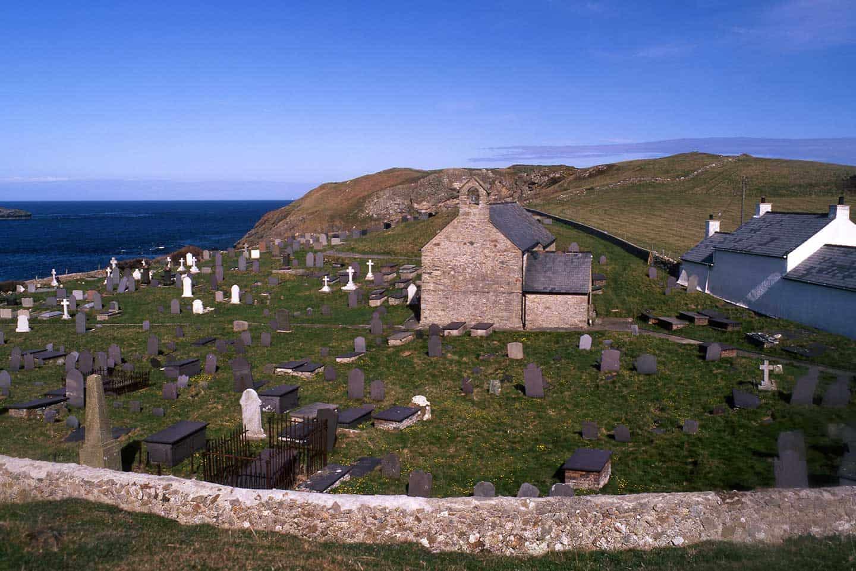Image of Llanbadrig church, Anglesey