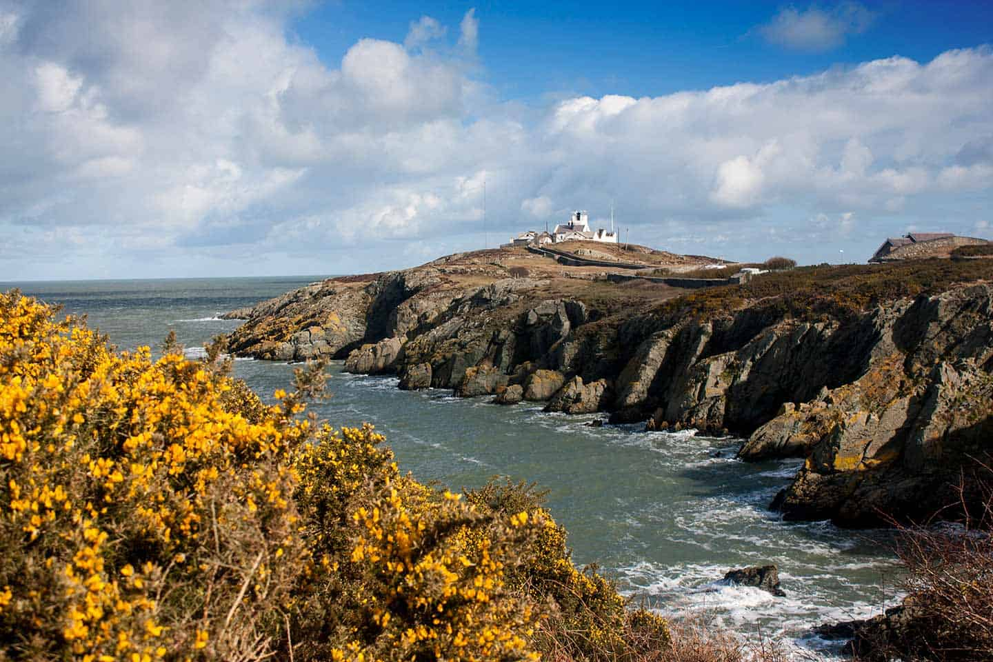 Image of Point Lynas lighthouse, Anglesey