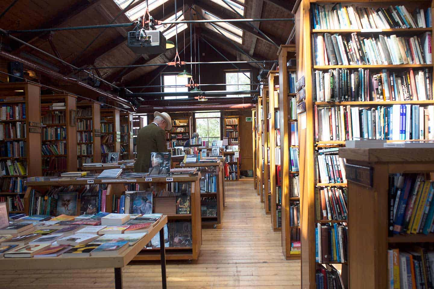 Image of Booth's Books, Hay-on-Wye