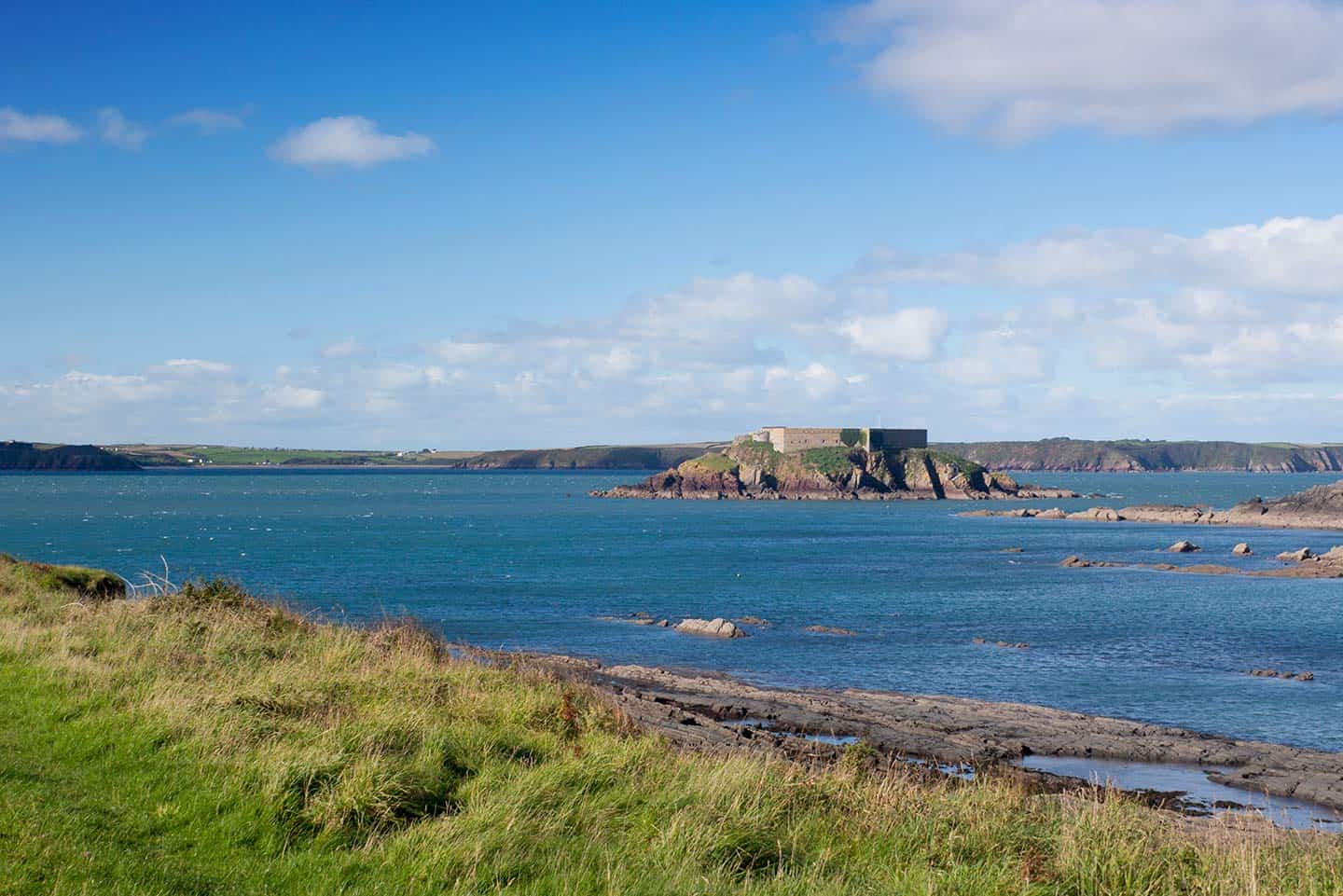 Image of Thorne Island, Pembrokeshire, Wales