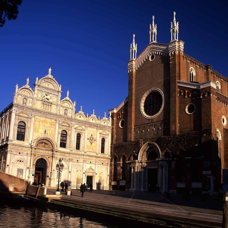 Image of San Zanipolo church Venice