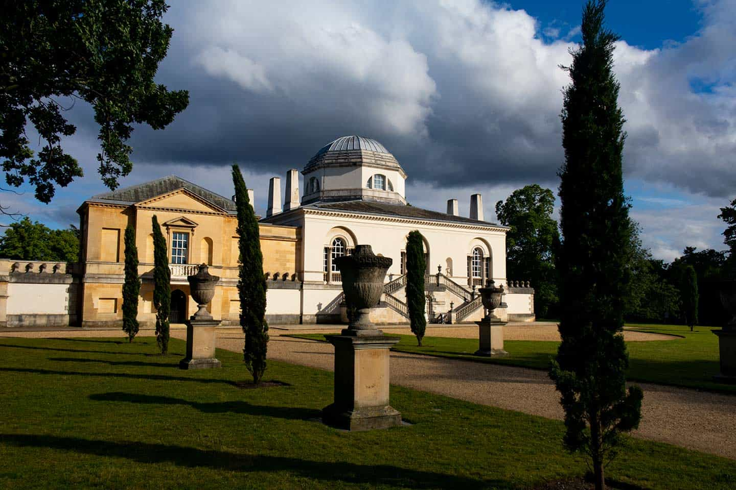 Image of Chiswick House in West London