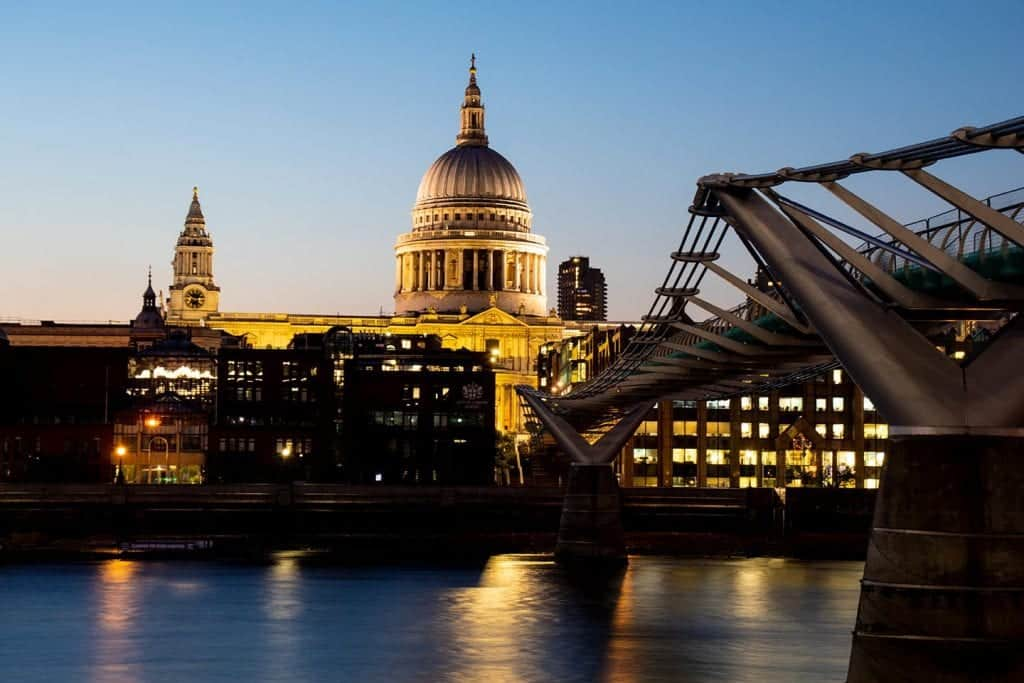 Image of St Paul's Cathedral, London