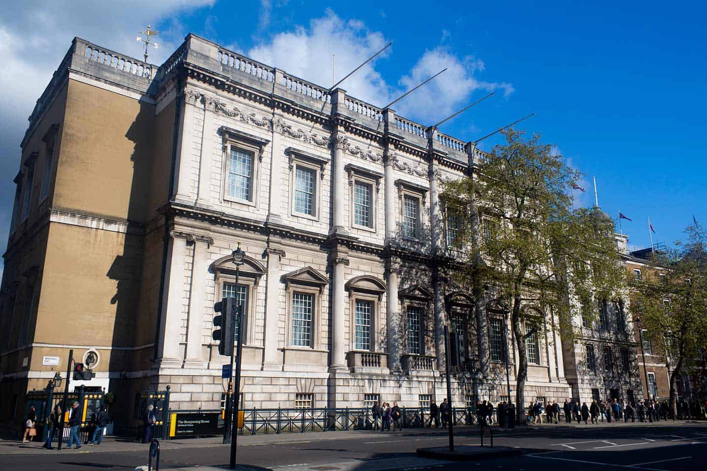 Image of Banqueting House in whitehall, London