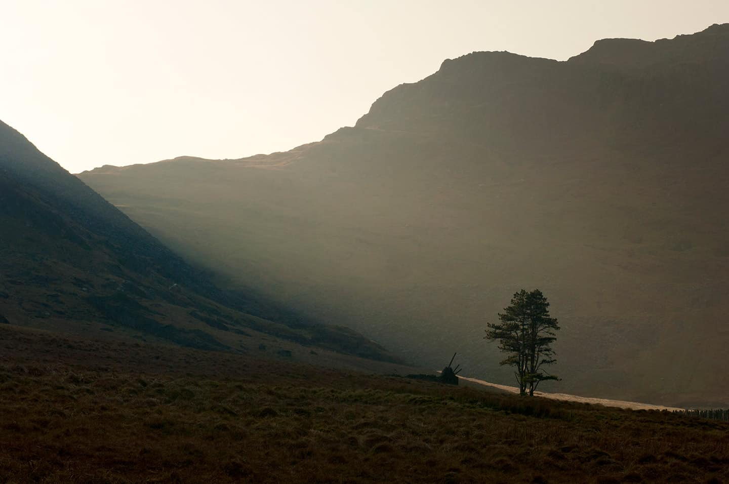 Image of Cwmorthin valley North Wales