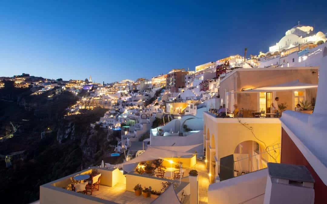 The Best Villages in Santorini