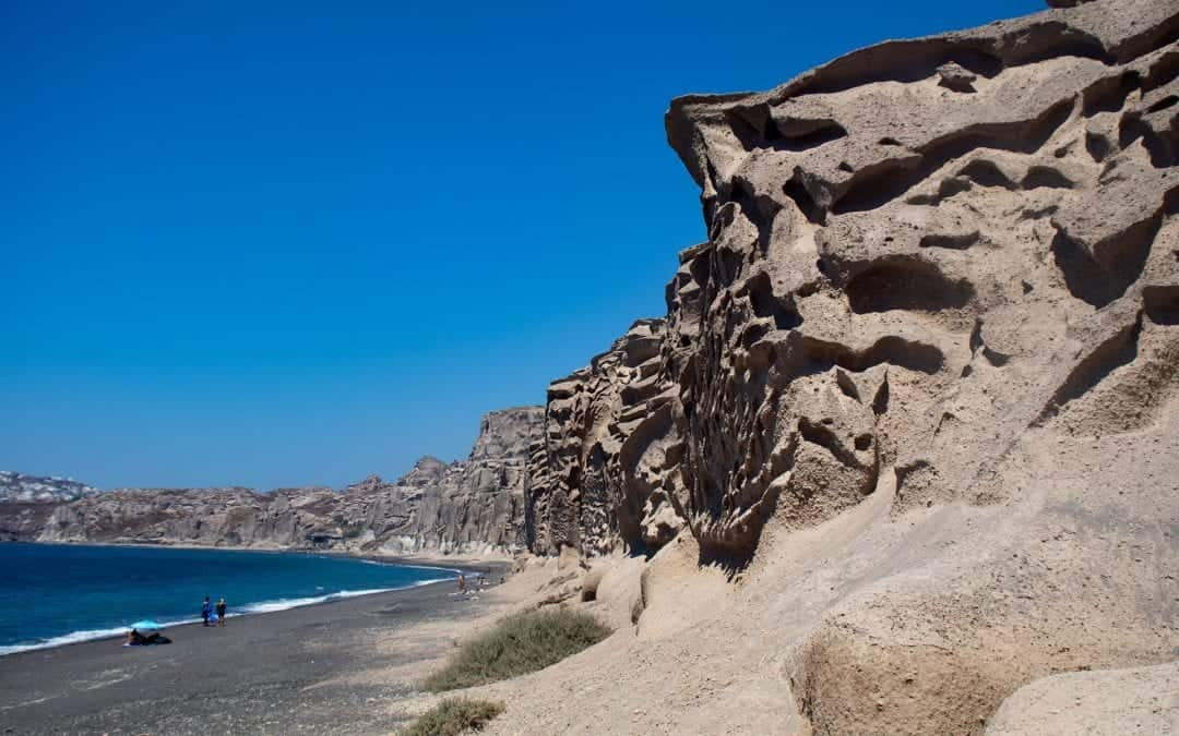 Vlychada Beach Santorini Guide