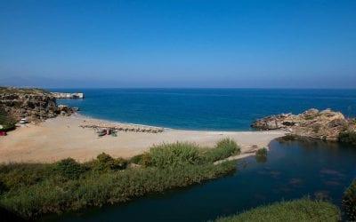 Geropotamos Beach Crete
