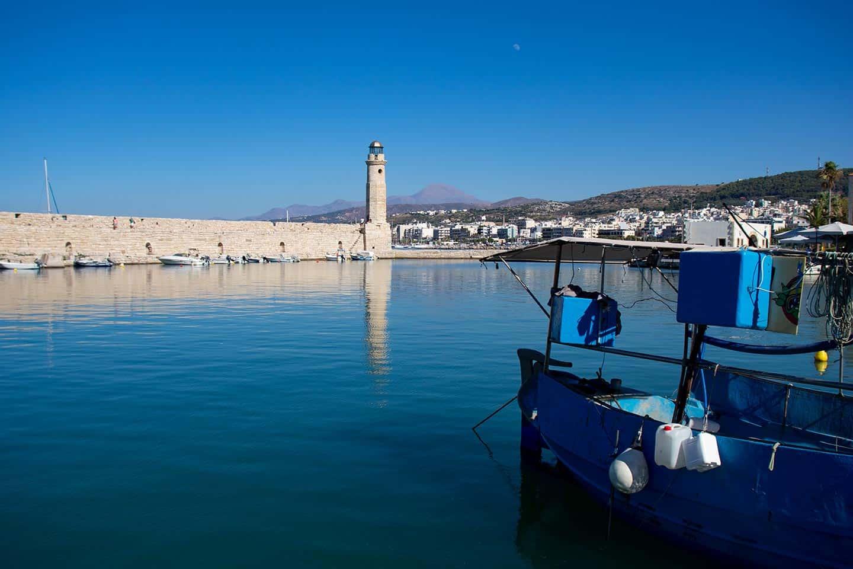 Image of Rethymno lighthouse