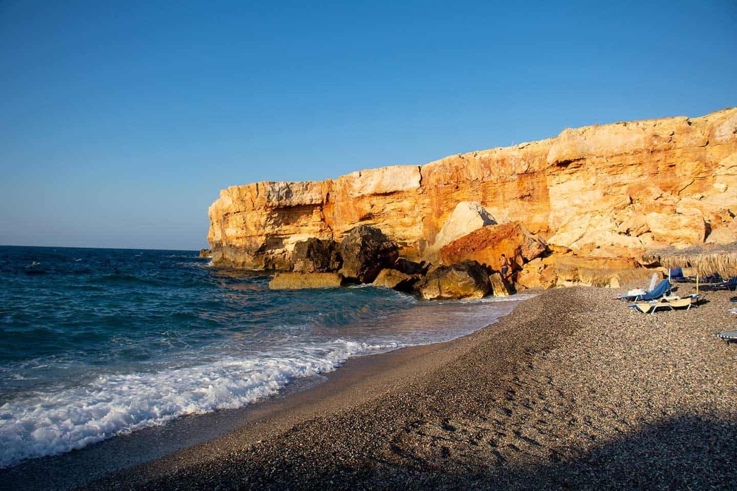 Image of Spilies beach Crete