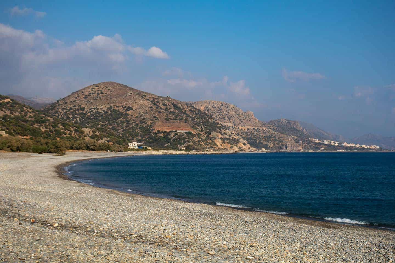Image of Alonaki beach Paleochora Crete