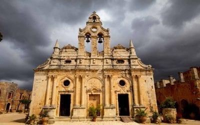 Arkadi Monastery Crete
