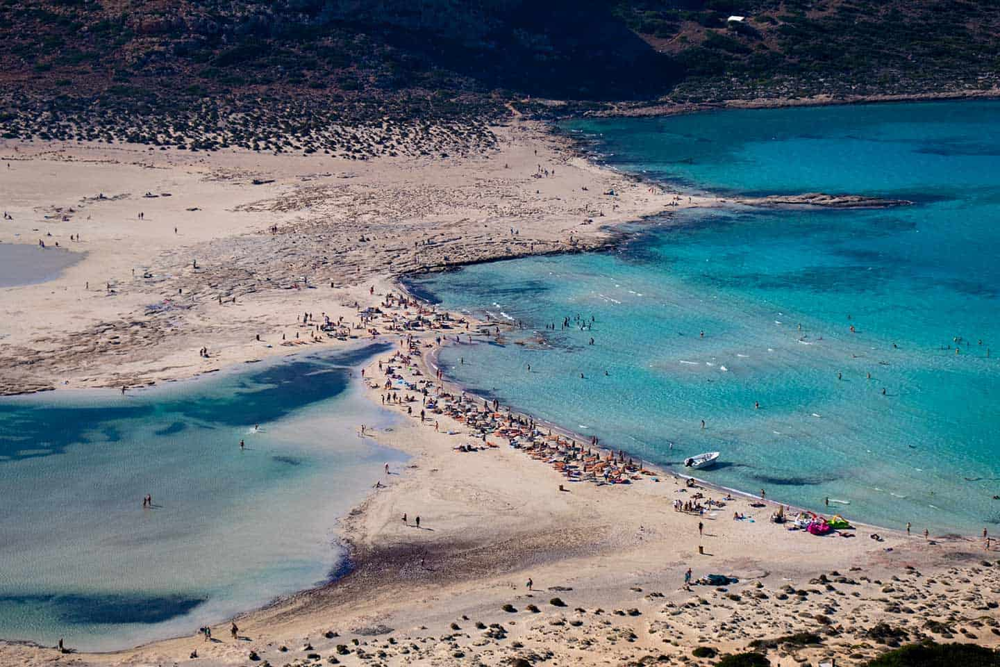 Image of Balos Beach Crete Greece