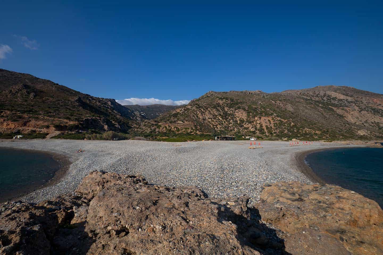 Image of Gialiskari beach Crete