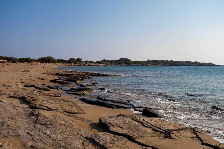 Image of Houma beach Grammeno Crete