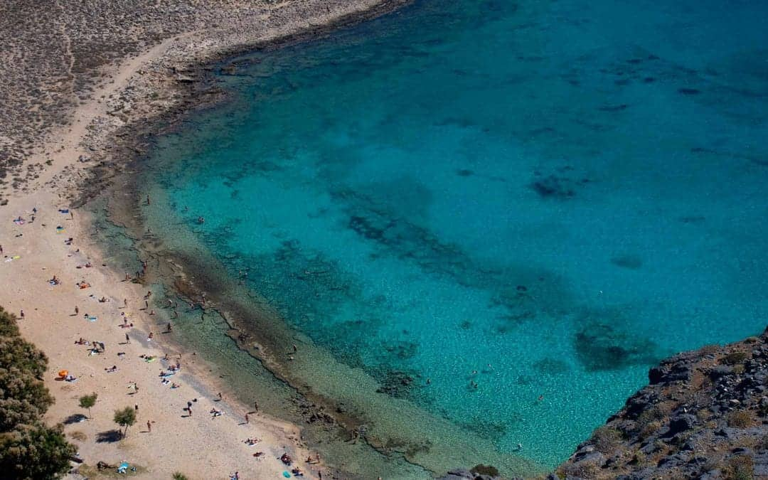 Gramvousa Beach Crete Guide