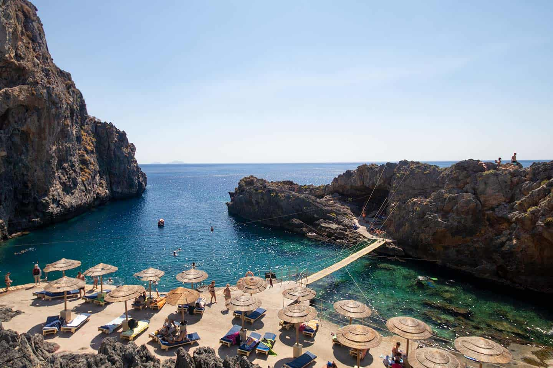 Image of Kalypso Beach Plakias Crete