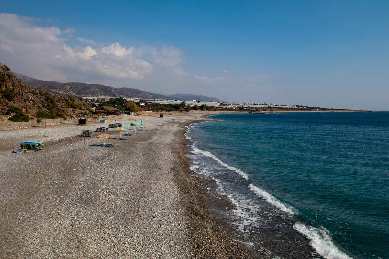 Image of Krios beach Crete
