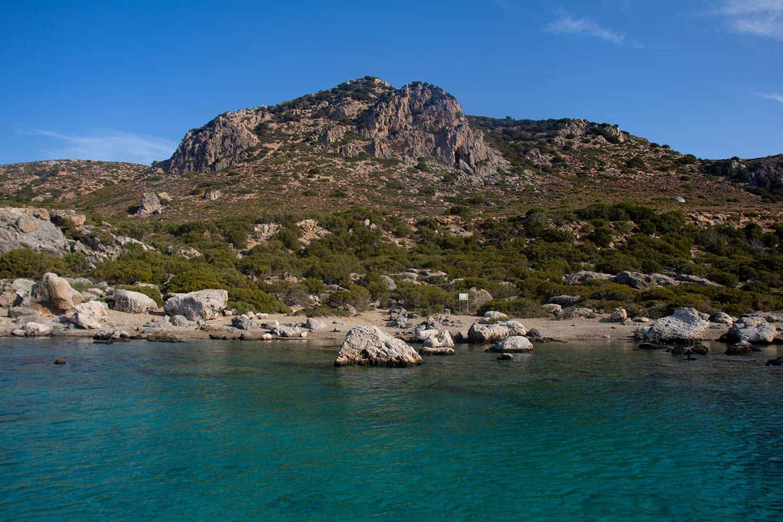 Image of Viena beach Crete Greece