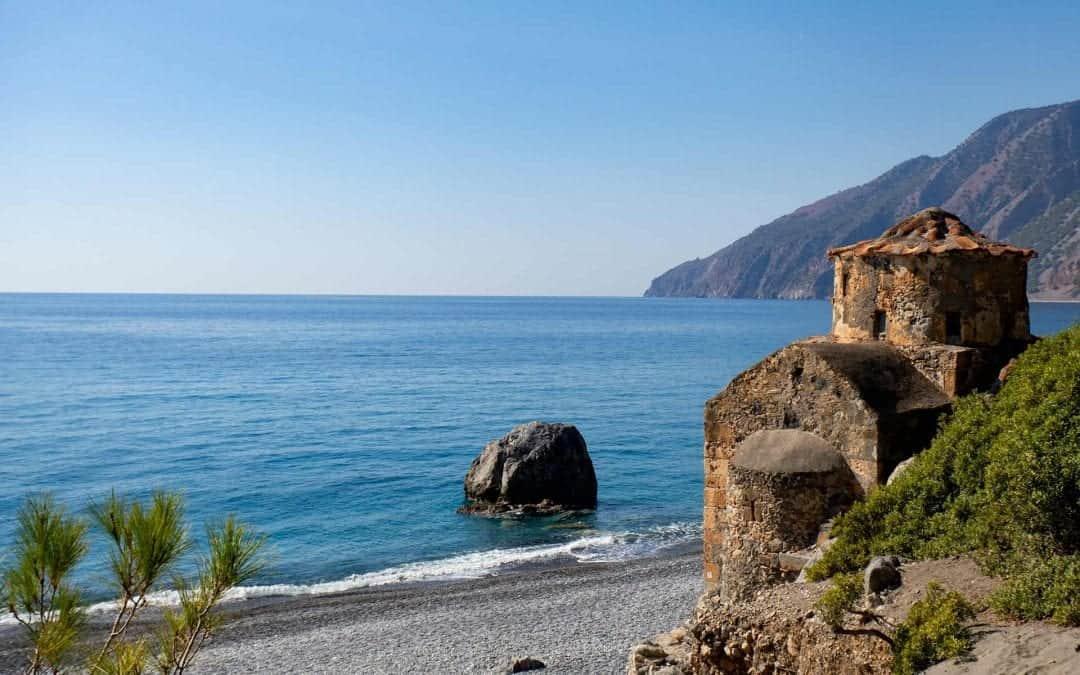 Agios Pavlos Beach Crete Guide
