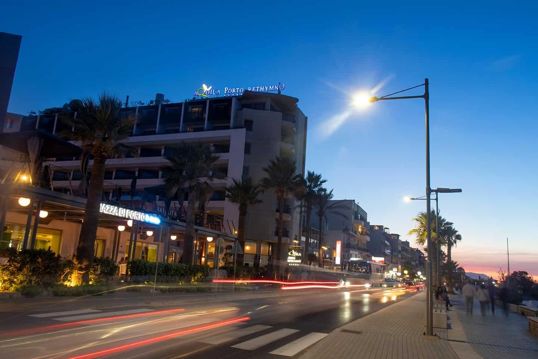 Image of Aquila Porto Rethymno hotel in Rethymno Crete